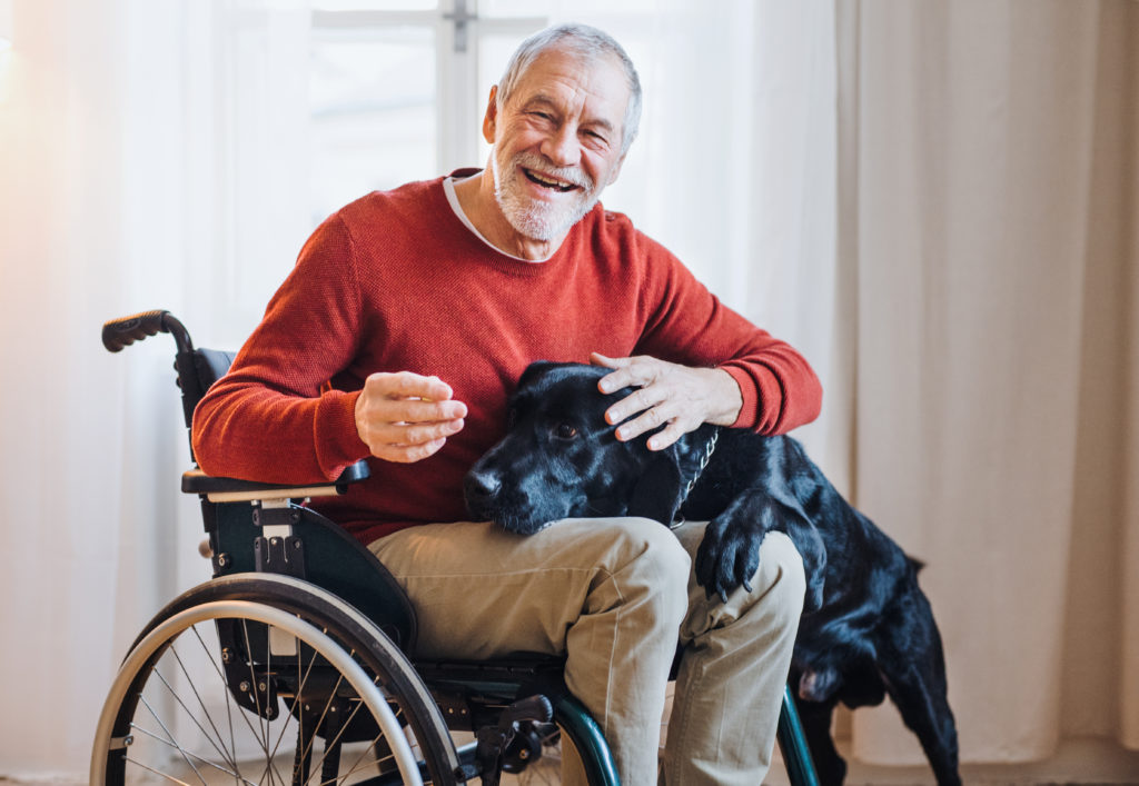 live independently with disability